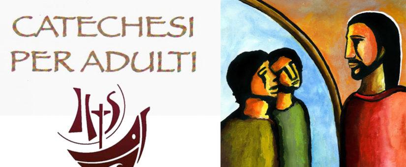 INIZIO CATECHESI DEL MERCOLEDÌ -PER ADULTI E CATECHISTI-