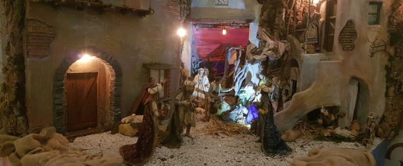 ORARI CONFESSIONI E SANTE MESSE DEL NATALE