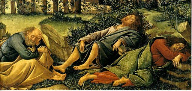 VISITA AL SANTISSIMO NELLA NOTTE DEL GIOVEDÌ SANTO (detto in antico Sepolcri)